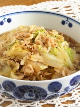 ✜あみえびと白菜のくたくた煮✜(アミ白菜