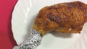 フライパンで簡単ローストチキン