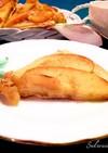 お米粉で♪蜂蜜シナモンのアップルパン