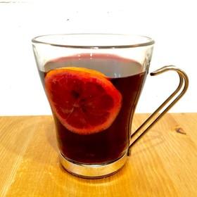 魔女の赤いグリューワイン