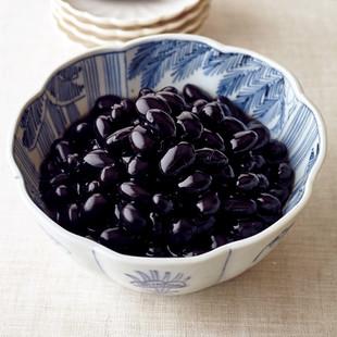 冷凍できる黒豆