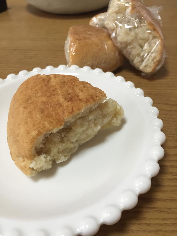 離乳食にも☆炊飯器ふわふわバナナ蒸しパン