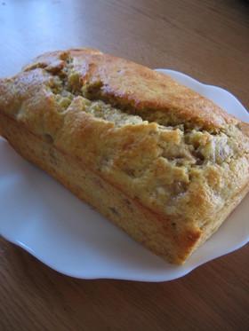 簡単・おいしいバナナケーキ マーガリン可
