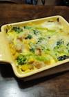 簡単♪ブロッコリーのオーブンオムレツ