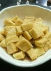 うまうま♡高野豆腐の揚げ煮