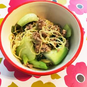 中華麺(生麺)で簡単あんかけ塩焼きそば風
