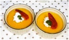 かぼちゃの焼きプリン