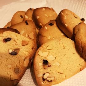 粉ミルクでクッキー