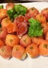 生ハム&スモークサーモンのポテトサラダ