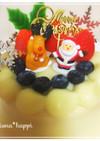 ♡愛犬用♡クリスマスケーキ