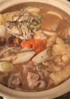 美味しい★牡蠣の酒粕鍋  鍋つゆ