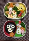 保育園のお弁当(2016.12)