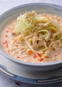 簡単コクうまタンタン麺