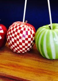 *りんご 飾り切り デザイン切り *