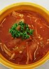 大根トマトスープ