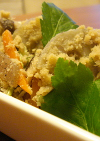 ✿野菜たっぷりおからの炒り煮✿