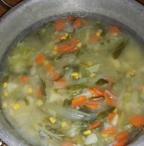 具だくさん野菜スープ☆