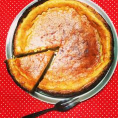 タルト生地から作る絶品チーズタルトケーキ