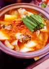 ダシいらずの牡蠣のチゲ鍋