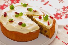 妊娠、授乳中のおやつ!キャロットケーキ