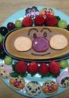 簡単❗ アンパンマンケーキ