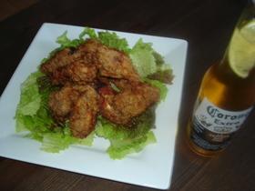 コロナビールに合う☆フライドチキン