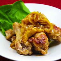 鶏の柚子ハチミツ焼き