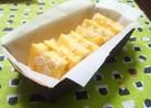オリーブオイルと大豆粉入☆アップルケーキ