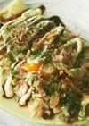 我が家の定番❗一銭洋食❗