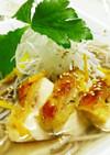 ◆ゆず胡椒♪おしゃれに鶏だし塩そば◆