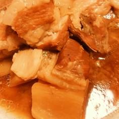 かんたん 豚バラ肉 角煮