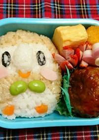 ポケモン弁当☆モクロー☆キャラ弁