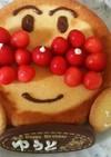 アンパンマンのチーズケーキ