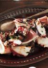魚介のナポリ風オリーブ煮込み