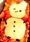 簡単トマトグラタン