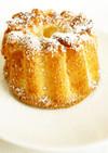 ホエイと卵白で エンジェルフードケーキ