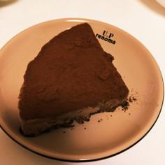◎オレオチョコレアチーズケーキ◎