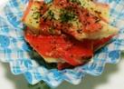 お弁当に☆カニカマのマヨネーズ焼き♡