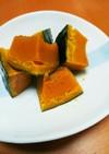 砂糖不使用!かぼちゃの煮物