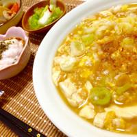 パパッとおふくろの味 *ぶくぶく豆腐*