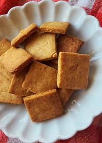 ちょっぴり糖質OFF♥高野豆腐クッキー