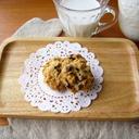 チョコとコーンフレークのドロップクッキー