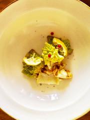 ロマネスコのレモングリルの写真