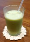 甘酒豆乳青汁