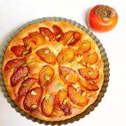 ☆簡単☆秋の柿ケーキの写真