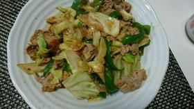 中華の定番☆回鍋肉
