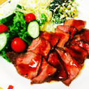 炊飯器で☆「菊乃井」風ローストビーフ