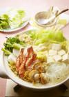 海鮮生姜鍋