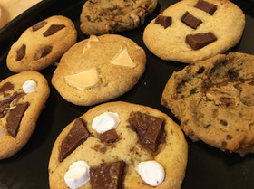 スタバクッキー アメリカンチューイー♪