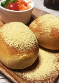 コストコディナーロールで揚げない揚げパン